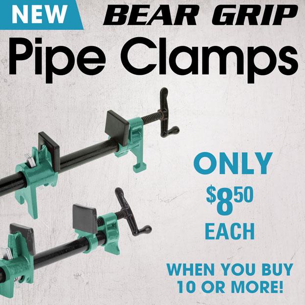 Bear Grips ****